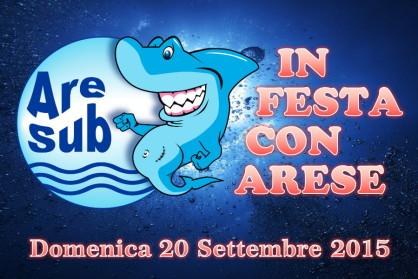 ARESUB IN FESTA 2015